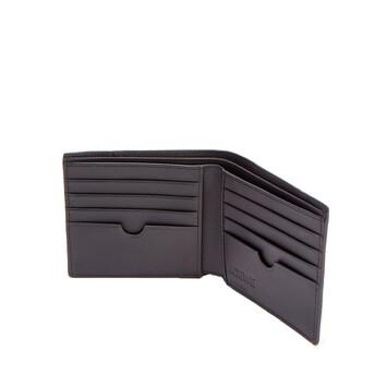 LOEWE Billetero Puzzle Verde Kaki/Ocre front
