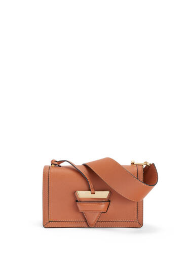 LOEWE Barcelona bag in soft grained calfskin Tan pdp_rd