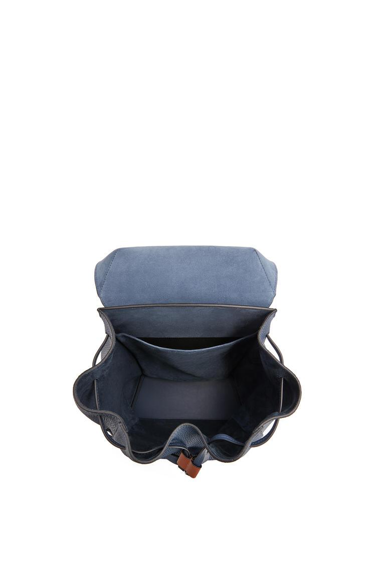 LOEWE ドローストリング バックパック (グレインカーフ) Indigo Dye pdp_rd