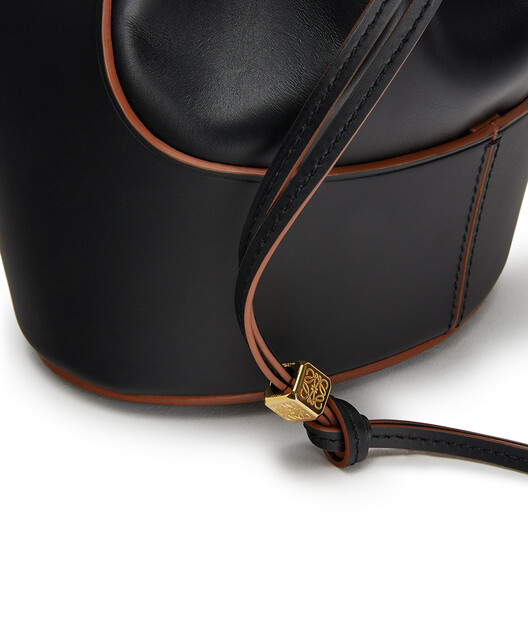 LOEWE Balloon Small Bag Black front