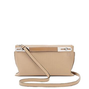 LOEWE Missy Small Bag Sand/Mink Color front
