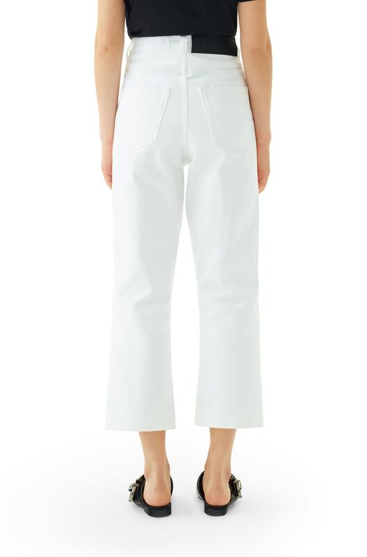 LOEWE Fisherman Jeans Blanco front
