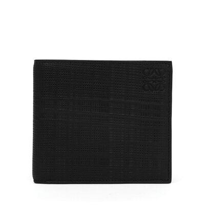 LOEWE Bifold Wallet Black front