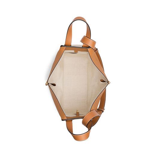 LOEWE Hammock Medium Bag Light Caramel all