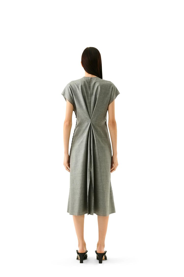 LOEWE Dress In Cashmere Grey pdp_rd