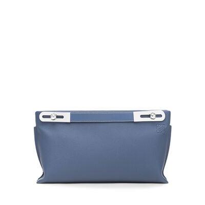 LOEWE ミッシー スモール バッグ Varsity Blue front