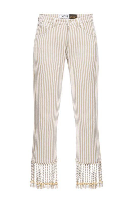 5 Pockets Paula Stripes