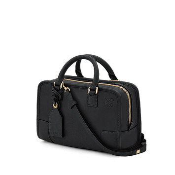 LOEWE Amazona 23 Bag Black/Gold front
