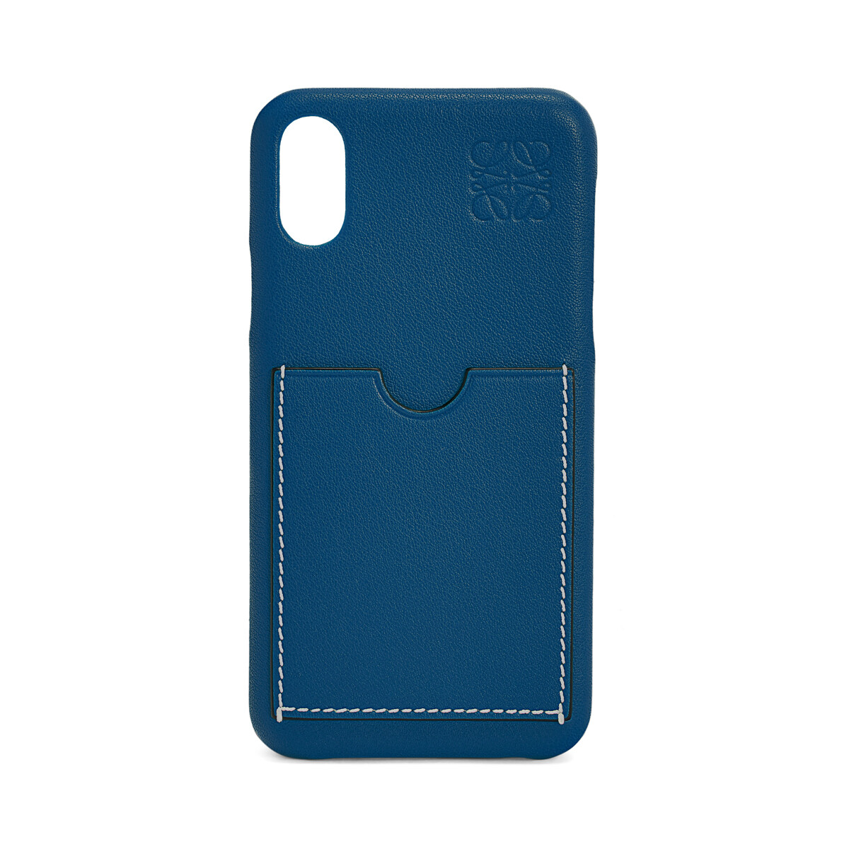 LOEWE Cover For Iphone X/Xs インディゴ front