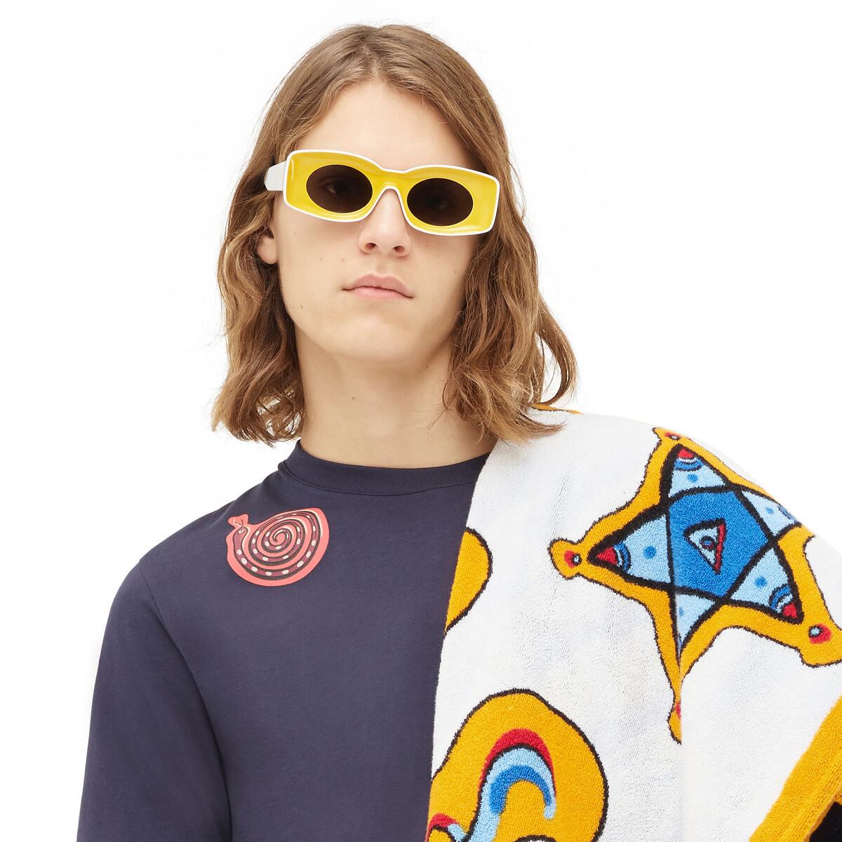 LOEWE Paula´S Original Sunglasses 黃色/白色 front