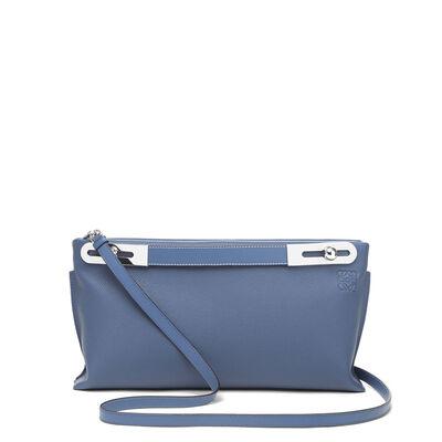 LOEWE Missy Small Bag Varsity Blue front