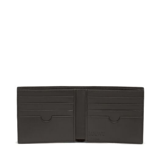 LOEWE Puzzle Multitexture Bifold Black all