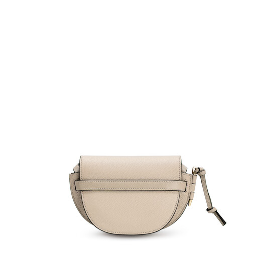 LOEWE Gate Mini Bag Light Oat front