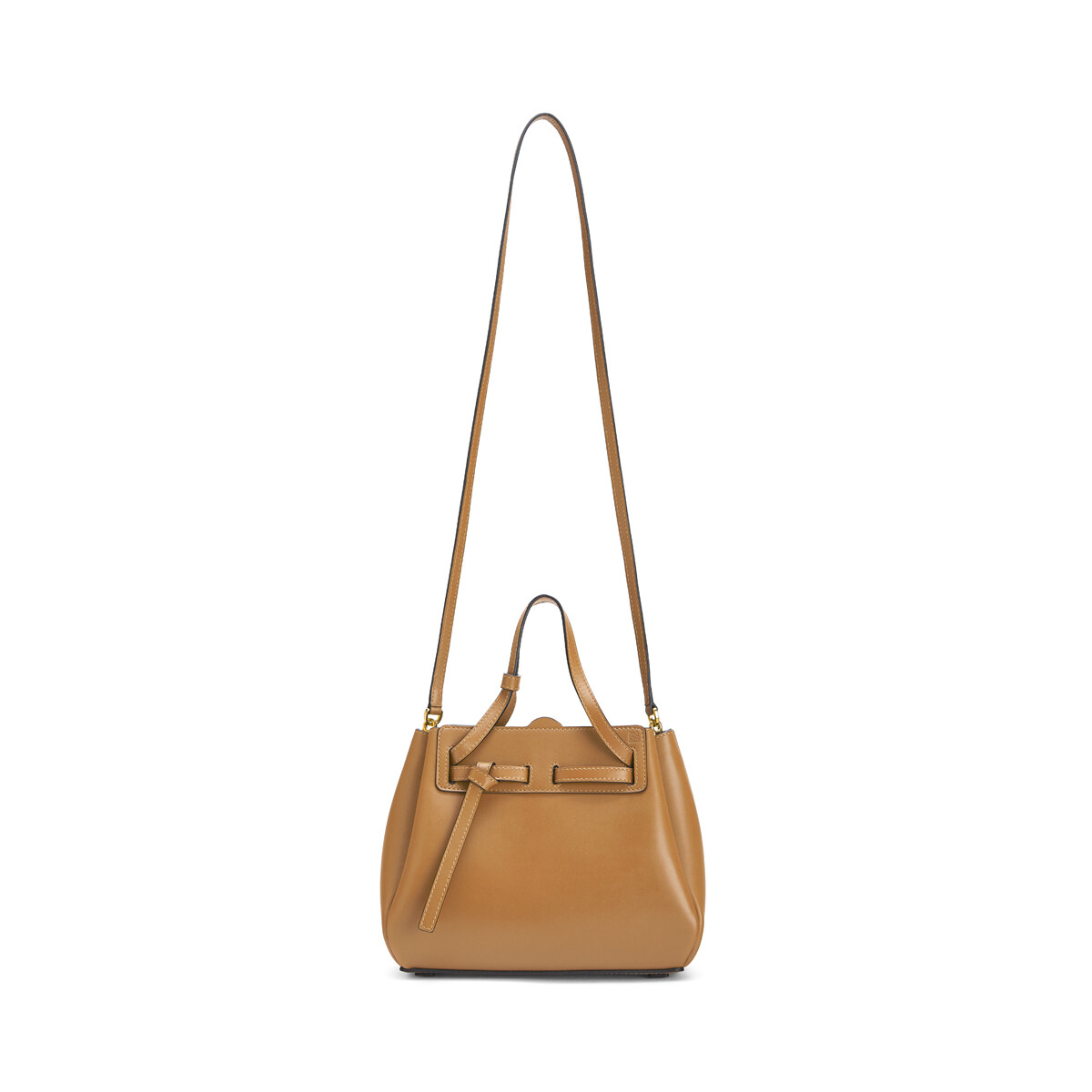 LOEWE Lazo Mini Bag Dune front