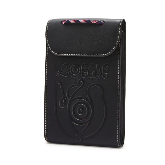 LOEWE Eln Neck Pocket Black front