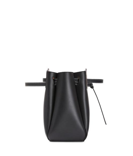 LOEWE Lazo Shopper Black front