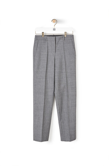 LOEWE Trousers Gris front
