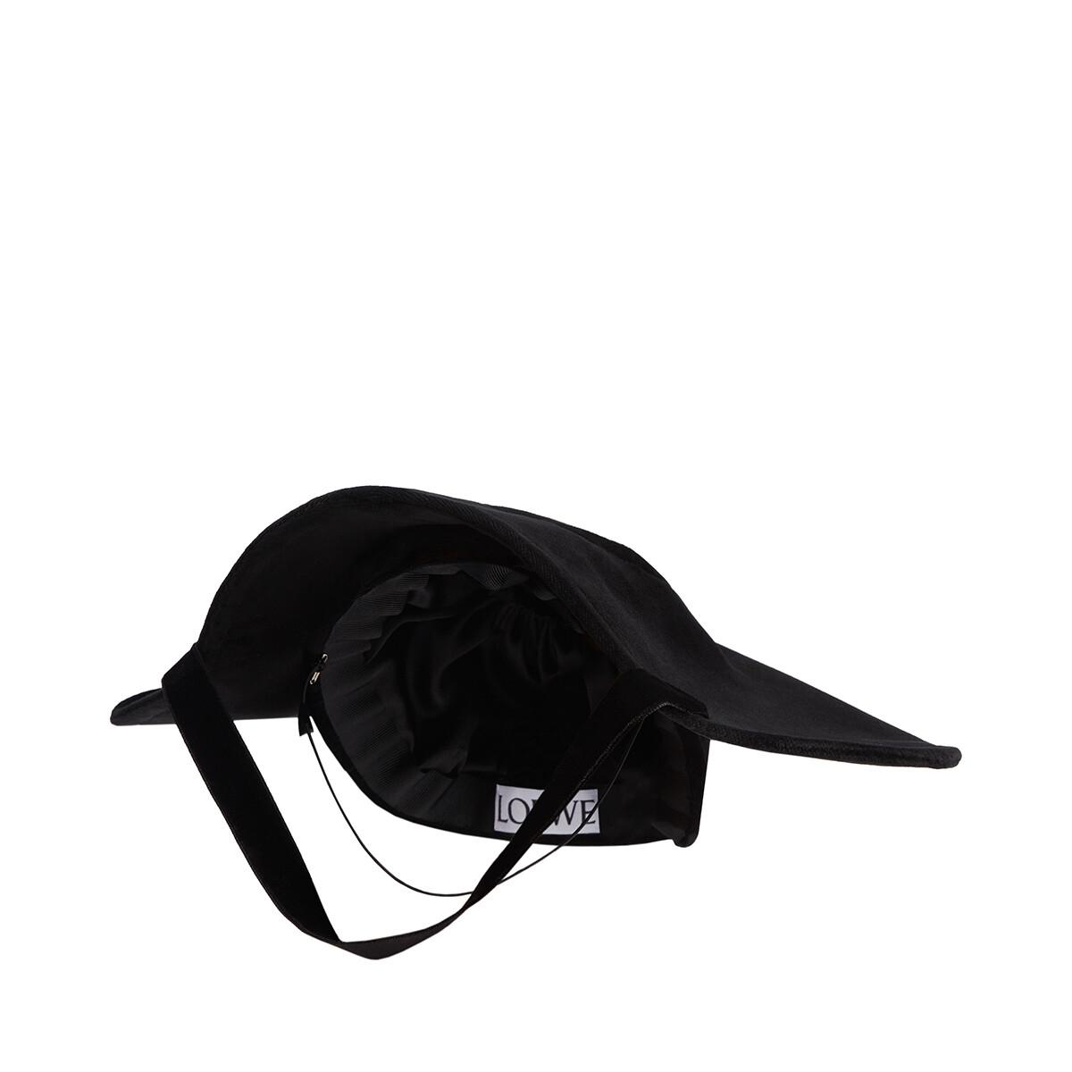 LOEWE Halo Hat Black front
