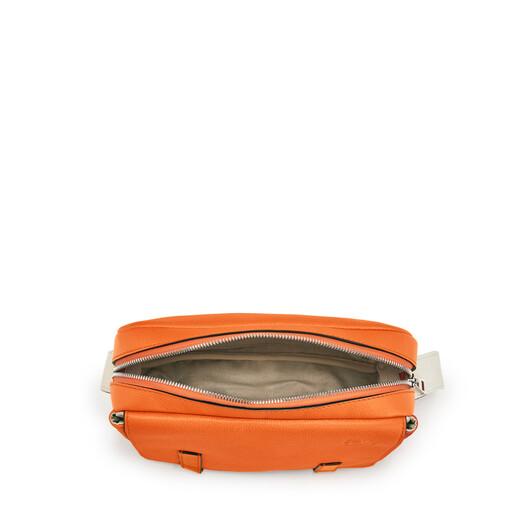 LOEWE Military Messenger Xs Bag Orange front