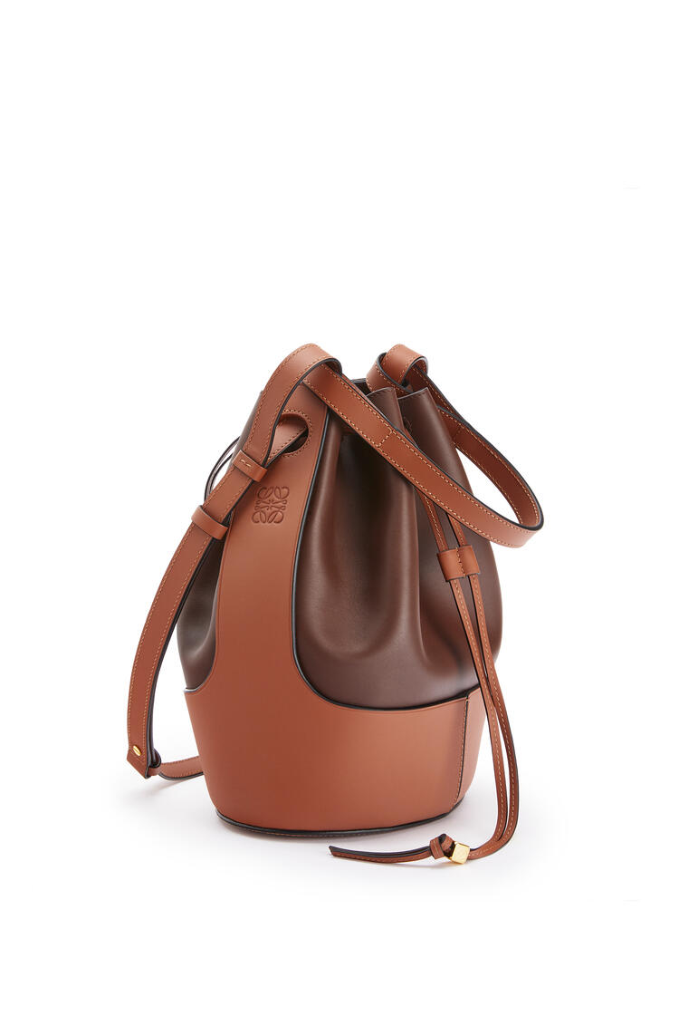 LOEWE Balloon bag in nappa calfskin Hazelnut/Tan pdp_rd