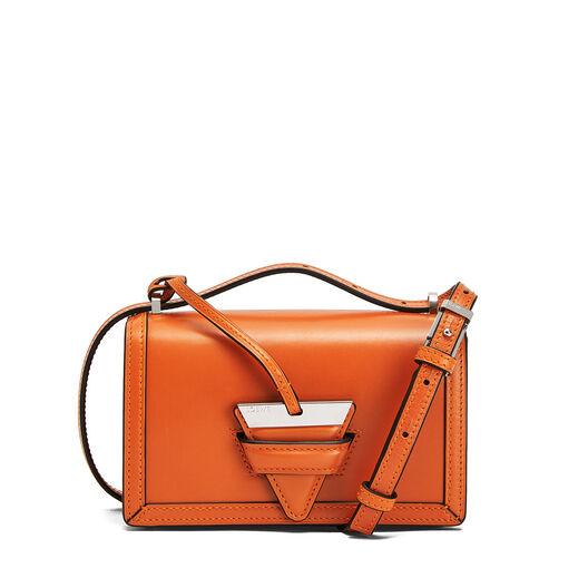 LOEWE バルセロナスモールバッグ オレンジ all