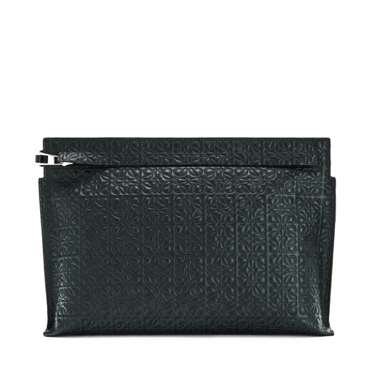 LOEWE Repeat T Pouch 黑色 front