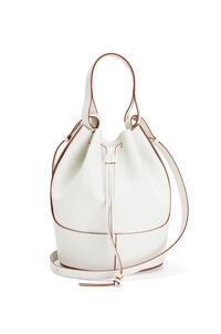 LOEWE Large Balloon bag in nappa calfskin Soft White pdp_rd