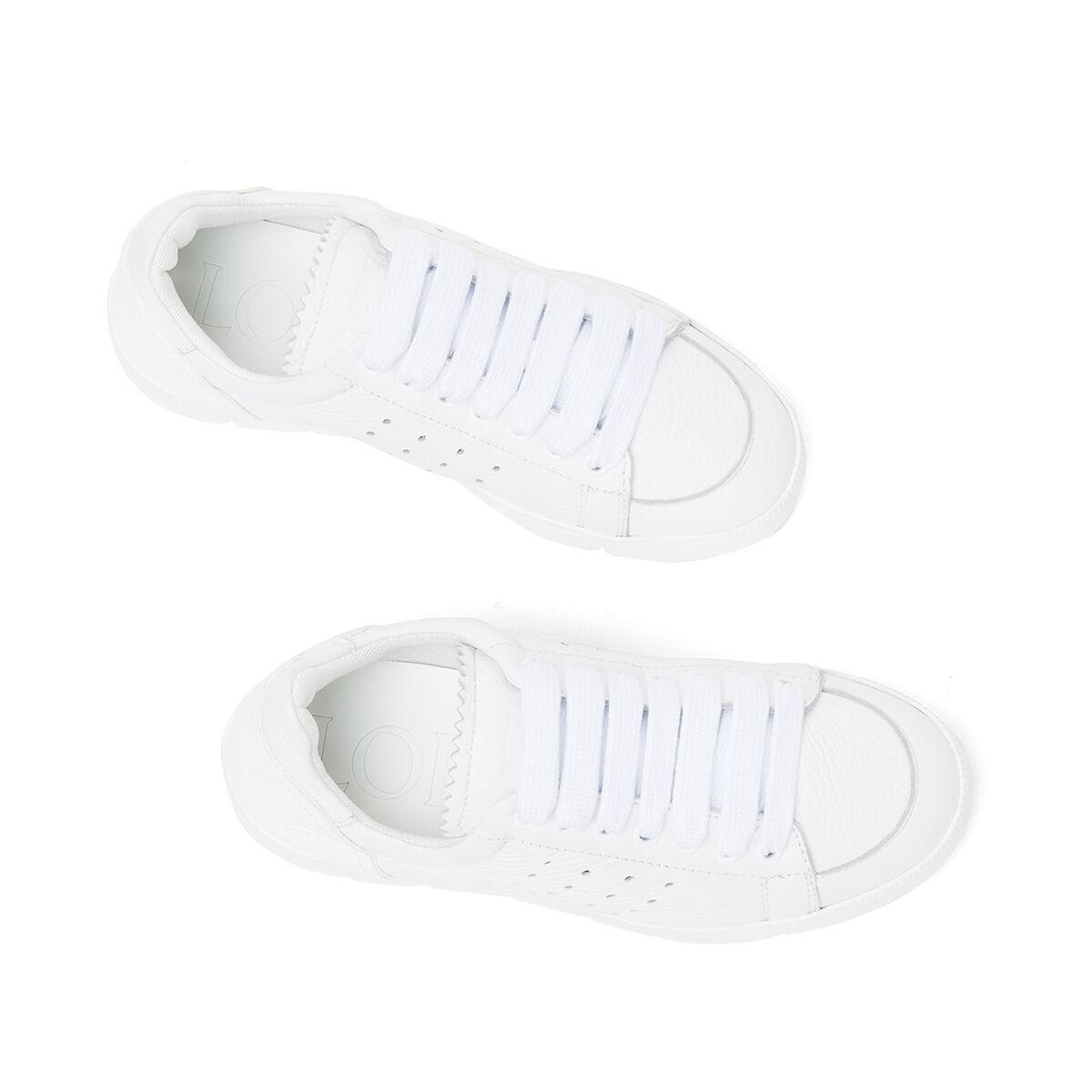 LOEWE Sneaker Blanco all