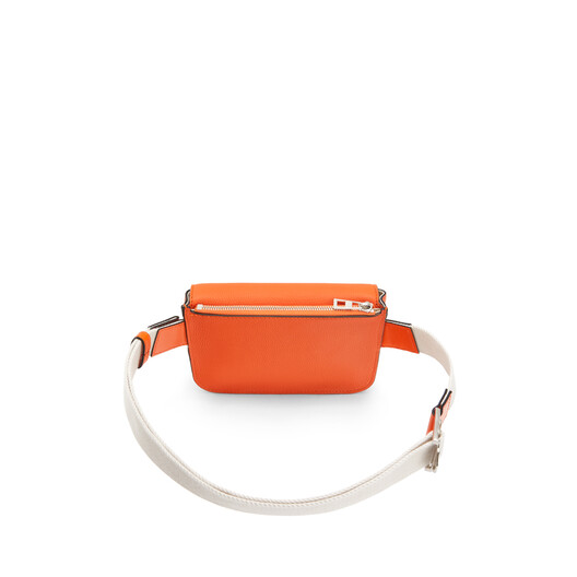 LOEWE Military Bumbag Orange front