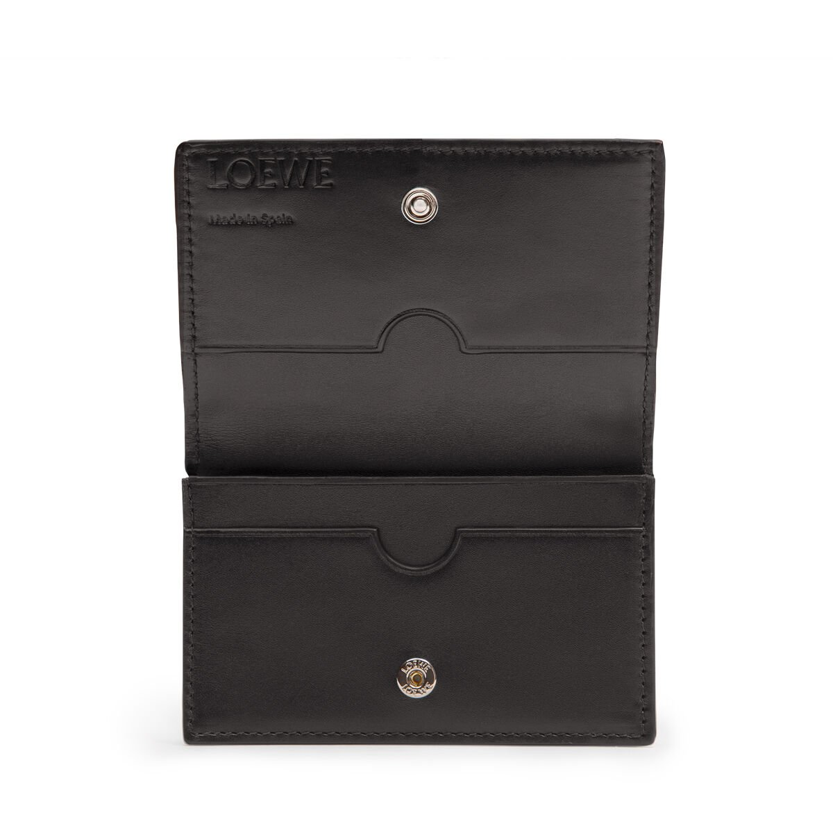 LOEWE Business Card Holder 黑色 all