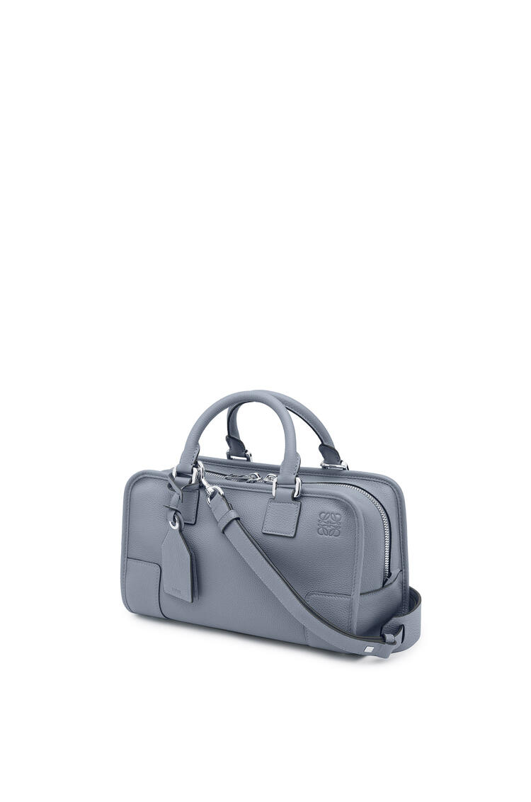 LOEWE Amazona 28 bag in soft grained calfskin Storm Blue pdp_rd