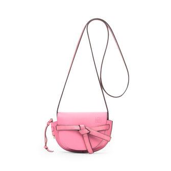 LOEWE Gate Mini Bag Wild Rose front