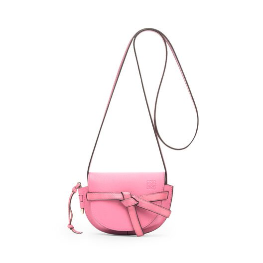 LOEWE Bolso Mini Gate Rosa Salvaje all