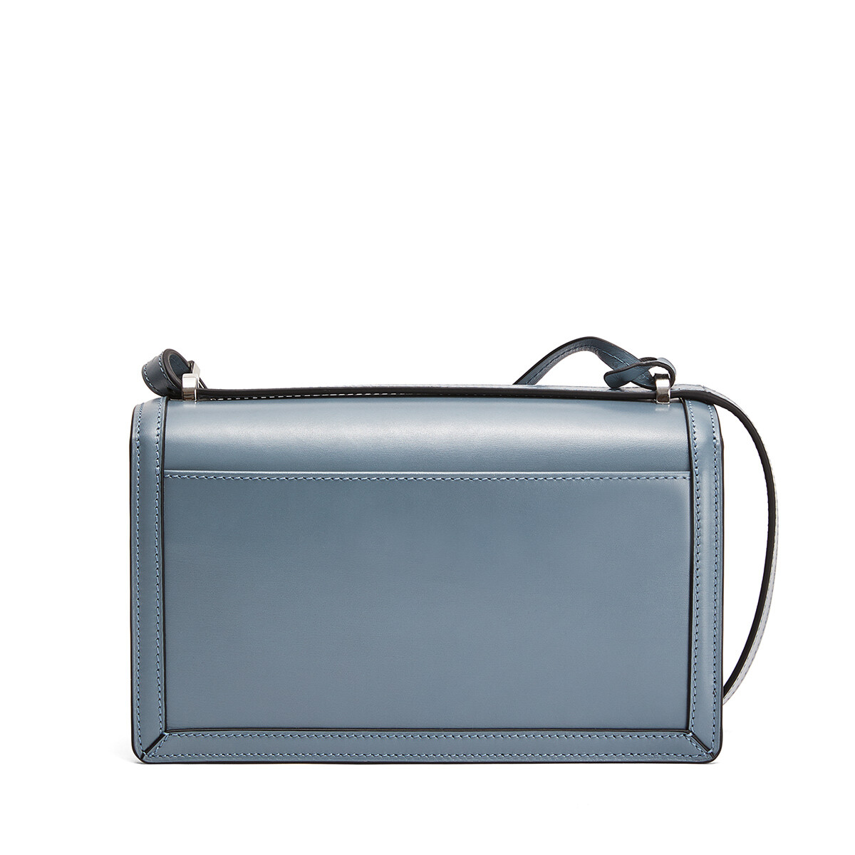 LOEWE Bolso Barcelona Stone Blue front