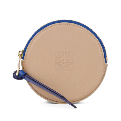 LOEWE Cookie Sand/Electric Blue front