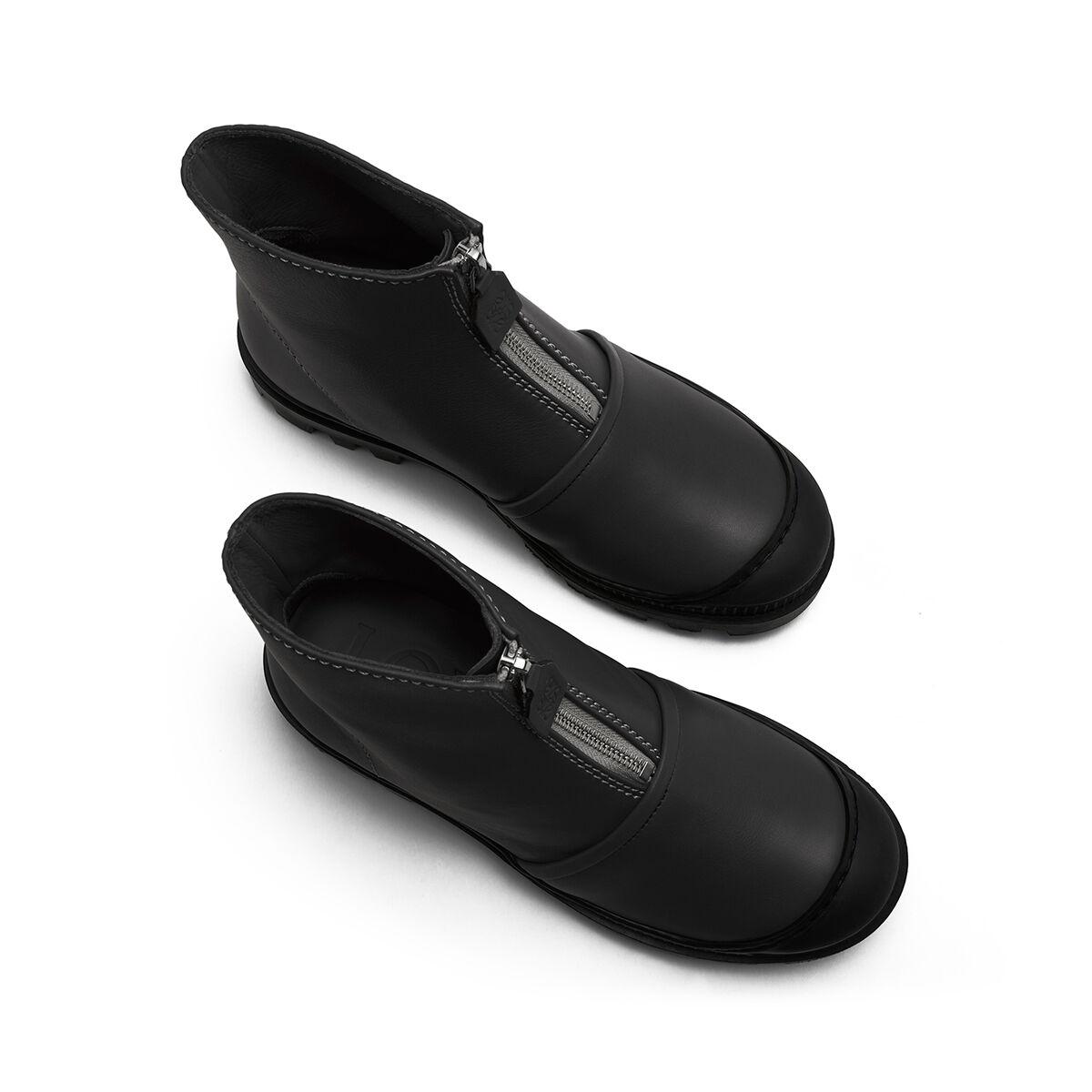 LOEWE Zip Boot 黑色 all