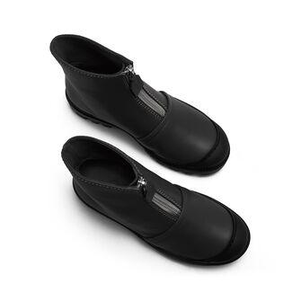 LOEWE Zip Boot 黑色 front