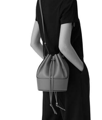 LOEWE Balloon Small Bag Black/Tan front