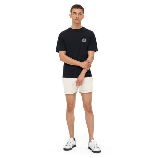 LOEWE Anagram T-Shirt Black all