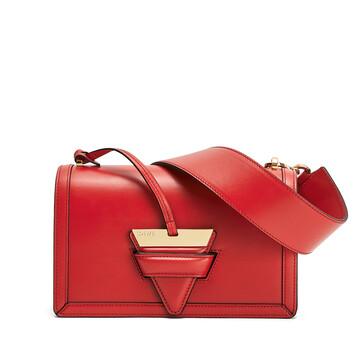 LOEWE Barcelona Bag Rojo Escarlata front