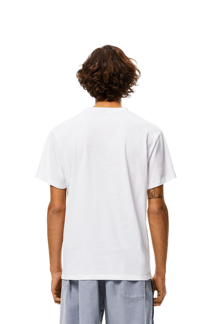 LOEWE T-shirt in cotton White pdp_rd