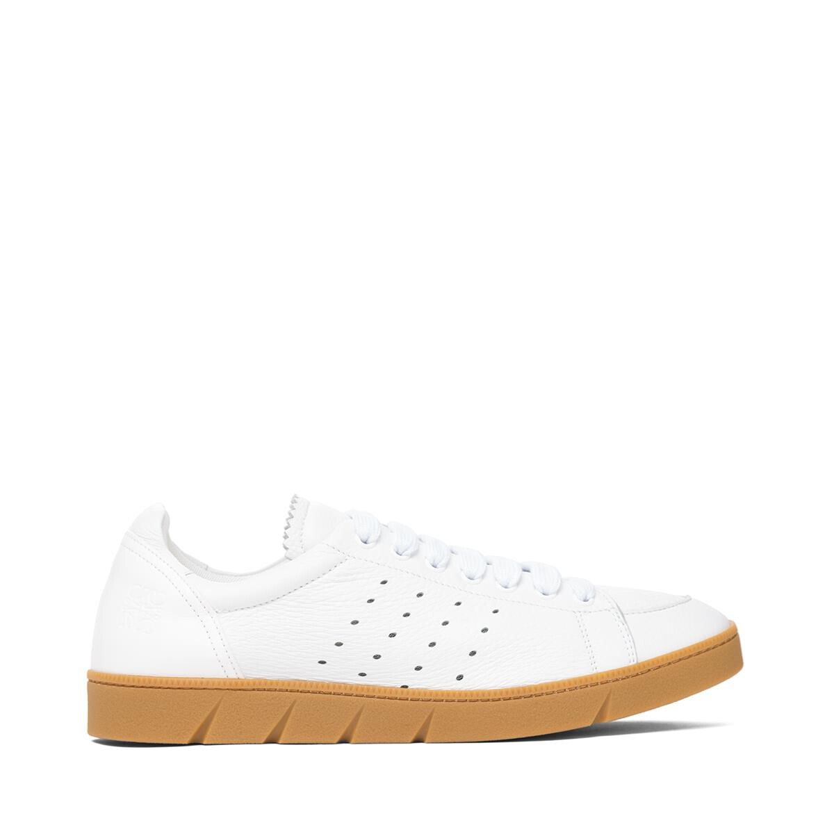 LOEWE Soft Sneaker White front