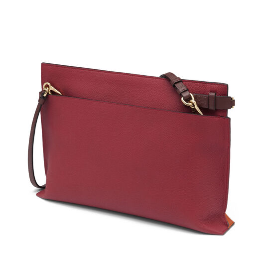 LOEWE T Pouch Bag Ginger/Rouge all