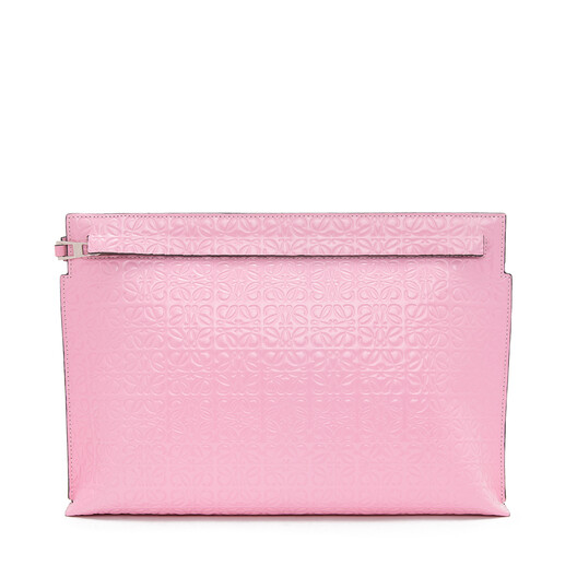LOEWE T Pouch Repeat 糖果色 front
