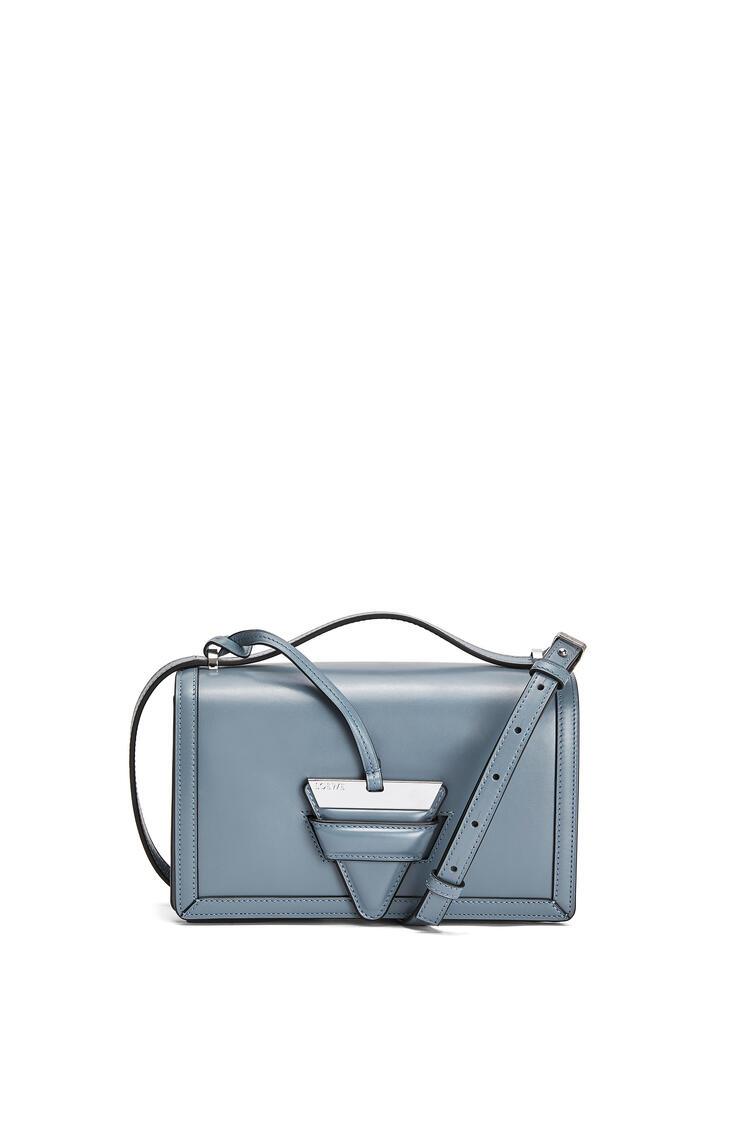 LOEWE Barcelona bag in box calfskin Stone Blue pdp_rd