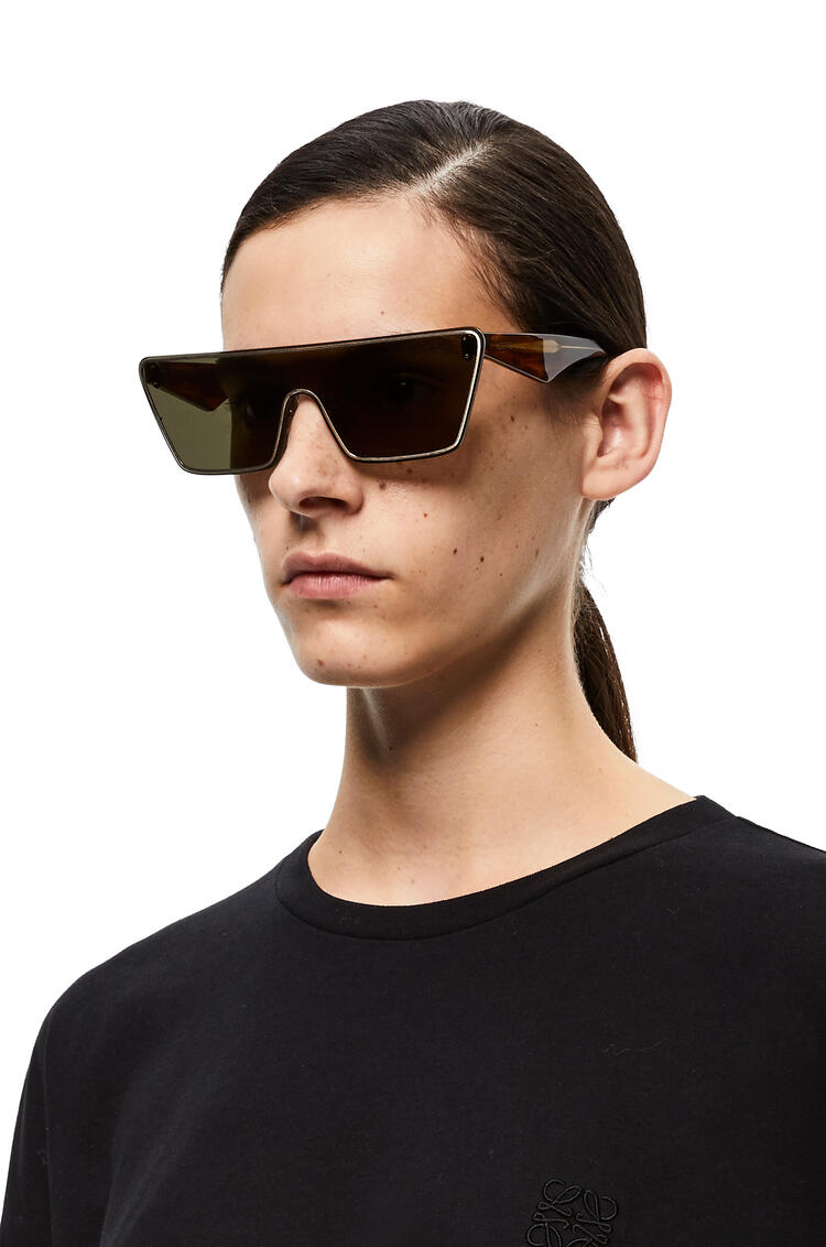 LOEWE Small Mask sunglasses Anthracite pdp_rd