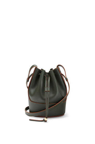 LOEWE Small Balloon bag in nappa calfskin Vintage Khaki pdp_rd