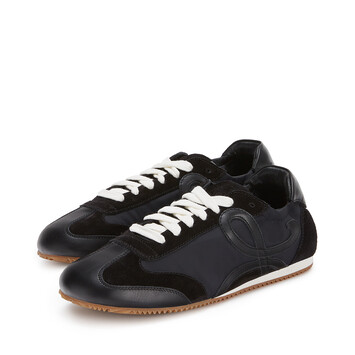 LOEWE Sneaker Black front