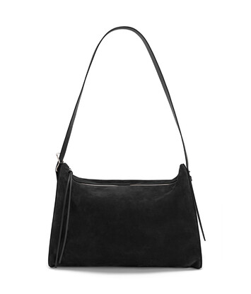 LOEWE Berlingo Large Bag Black front