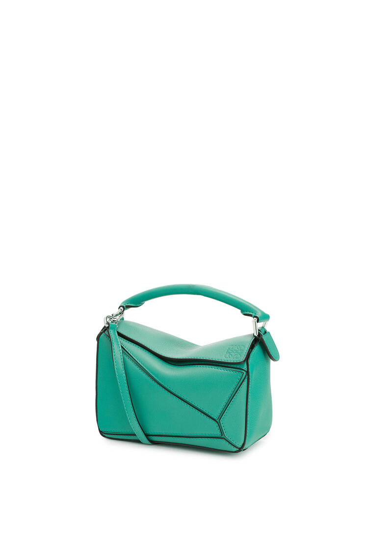 LOEWE パズルバッグ ミニ (クラシック カーフスキン) emerald green pdp_rd